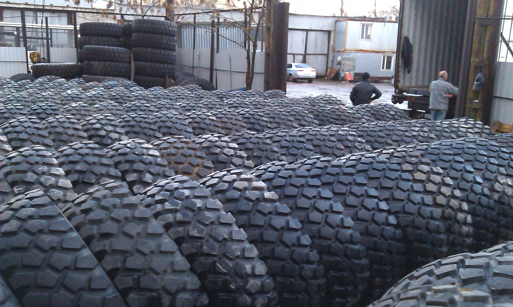 1600r20 Michelin XZL бу
