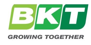 BKT logo шины для экскаваторов, погрузчиков, экскаваторов-погрузчиков